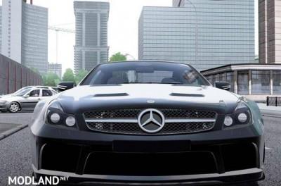 Mercedes-Benz SL65 AMG V 12 BiTurbo [1.5.2], 3 photo